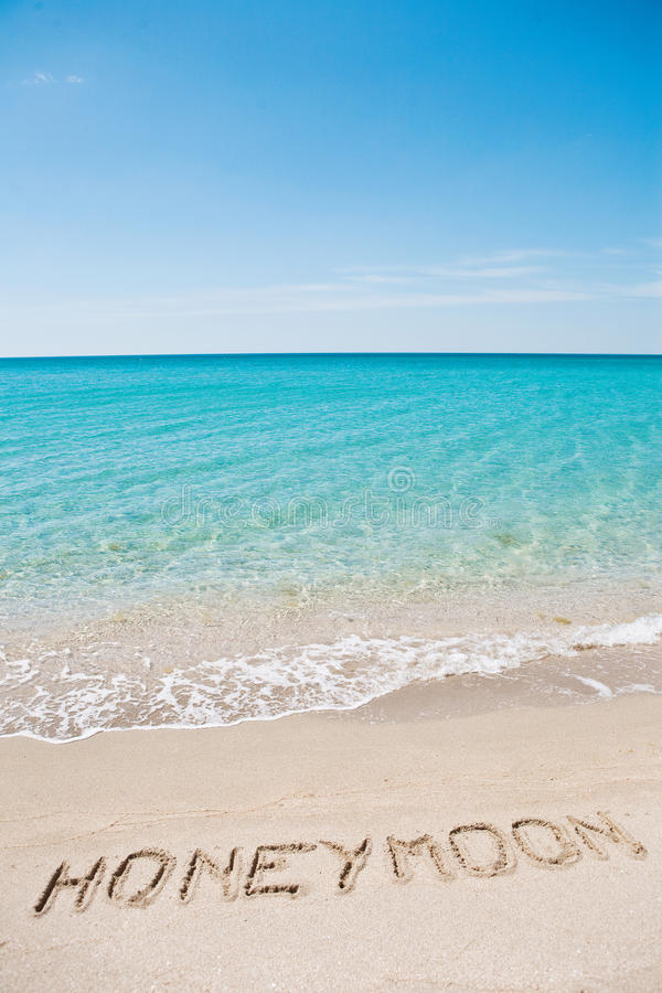 Download Honeymoon stock image. Image of beach, image, destinations - 15417891