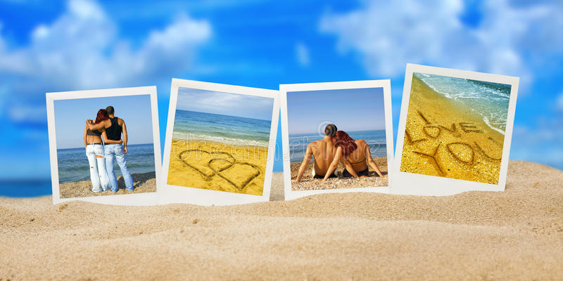 Honeymoon Royalty Free Stock Images