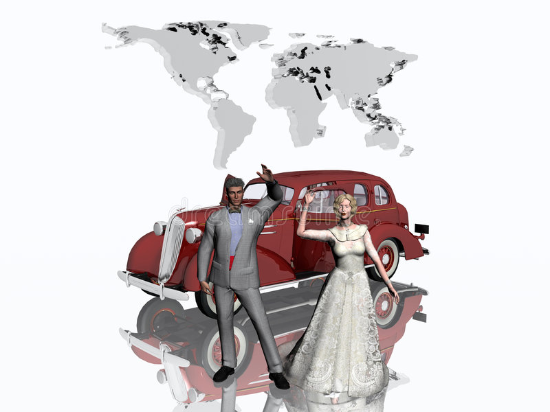 Download Honeymoon. Stock Photo - Image: 401460
