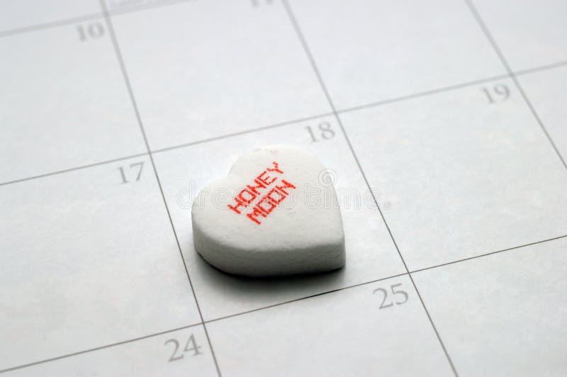 Download Honeymoon Reminder stock image. Image of month, organize - 544893