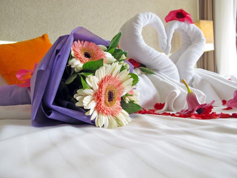 Download Honeymoon room stock image. Image of bridal, bedroom - 33115845