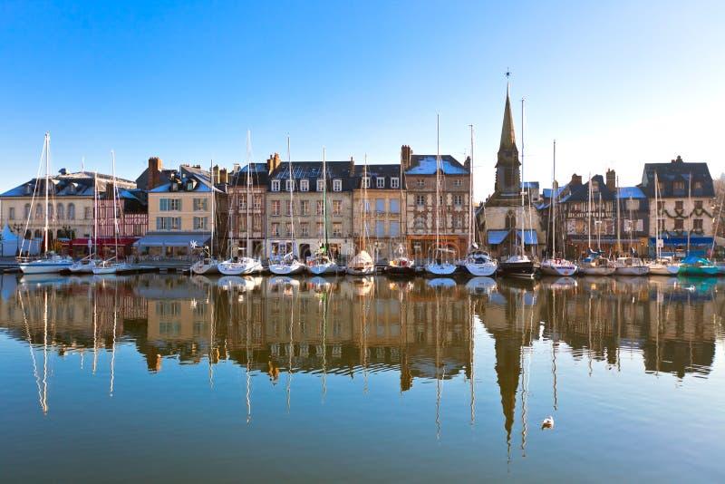 Honfleur, France imagens de stock royalty free