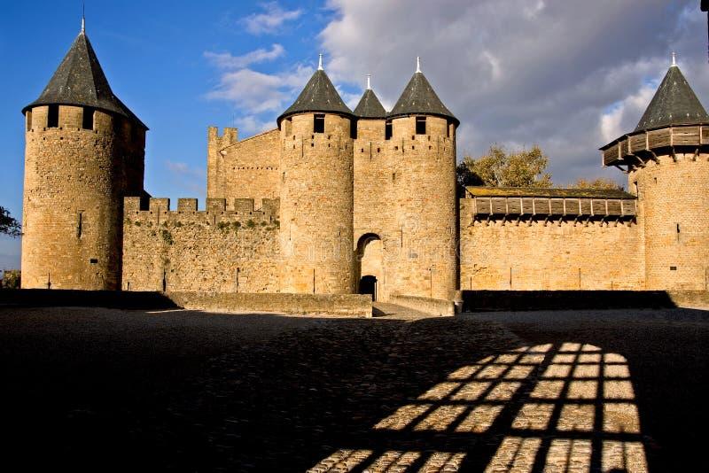 Honfleurhaven Frankrijk royalty-vrije stock afbeeldingen