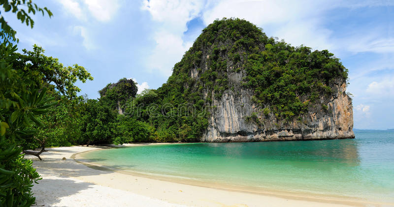 Hong island stock image