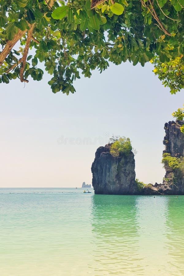 Hong Island fotografia stock