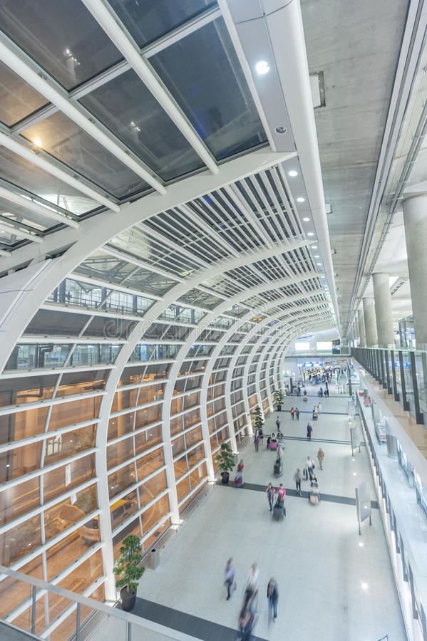 Hong Kon International Airport photos libres de droits