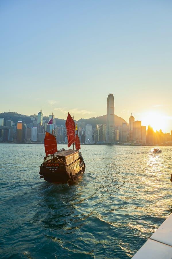 hong kong zdjęcia stock