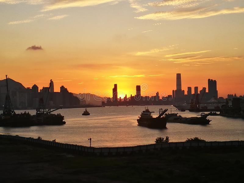 Hong Kong photographie stock