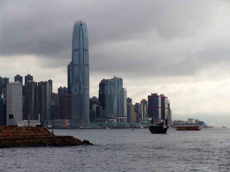 Hong Kong arkivbild