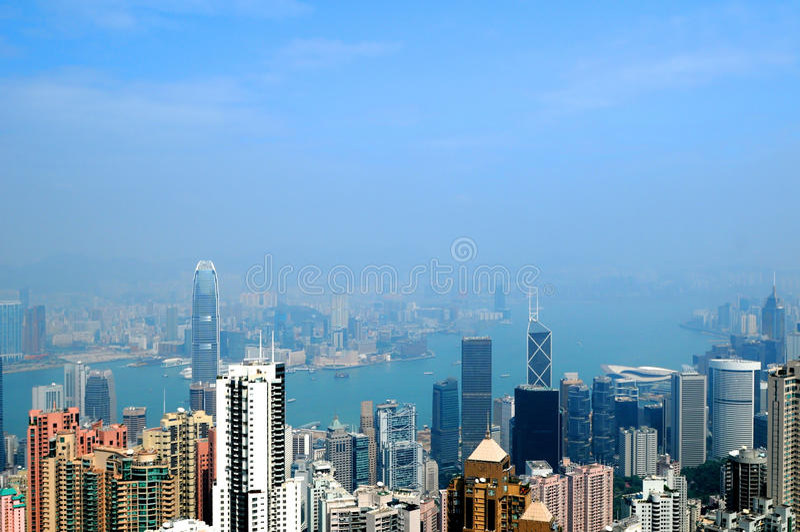 Download Hong Kong stock photo. Image of city, asia, landmark - 17156530