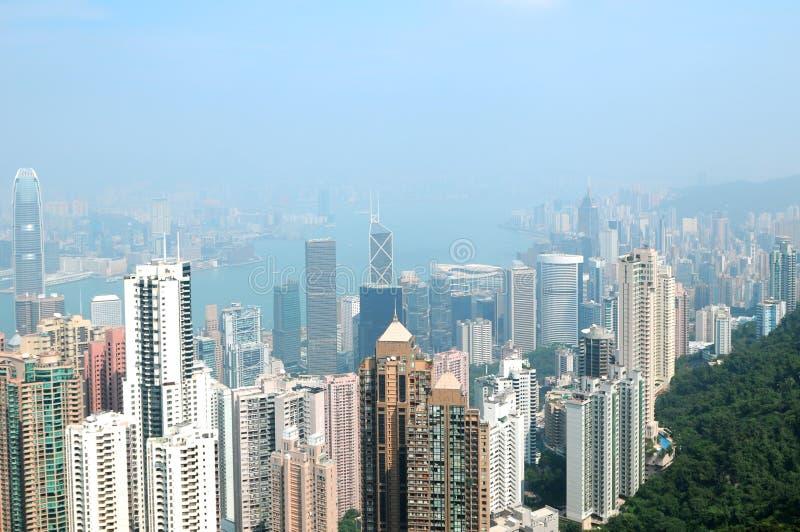 Hong Kong stockfoto