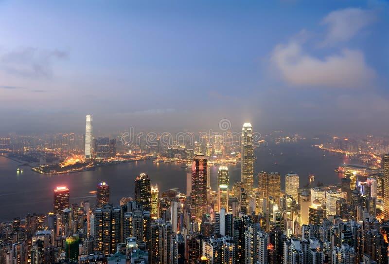 hong kong zdjęcie stock