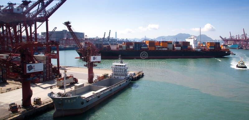 Download Hong Kong editorial image. Image of cargo, international - 24985115