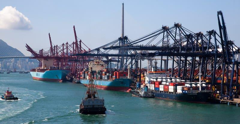 Download Hong Kong editorial stock image. Image of transport, port - 24985149