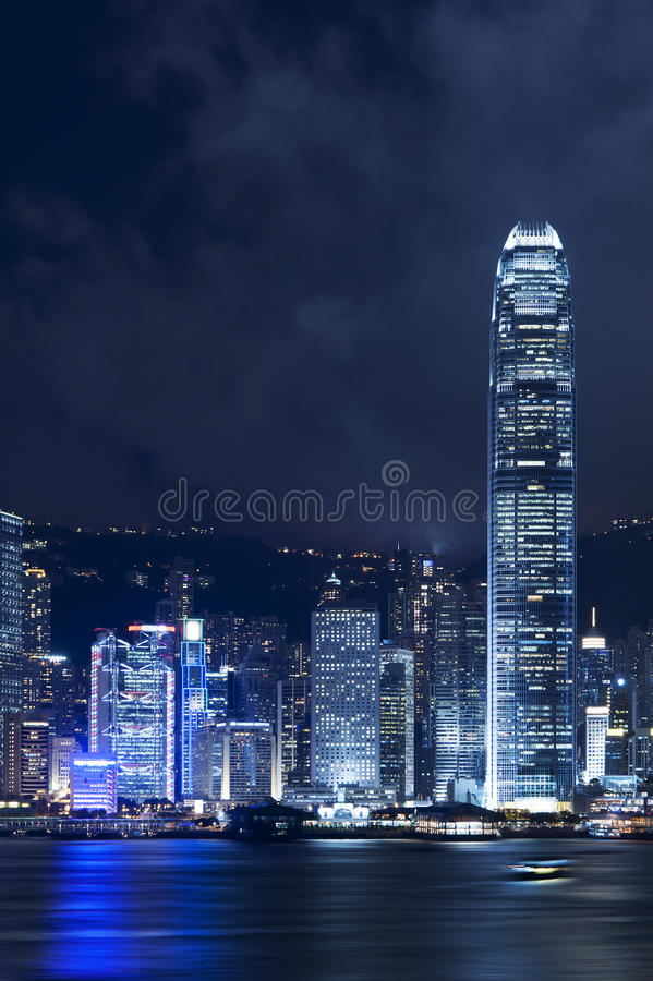 Download Hong Kong stock photo. Image of busy, downtown, financial - 25313090