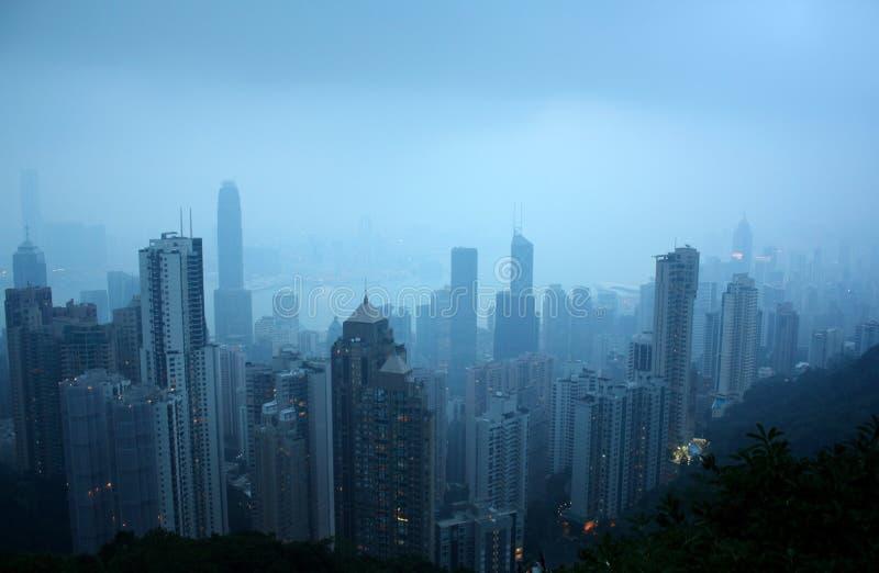 Hong Kong obraz royalty free