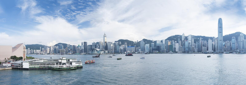 Hong Kong fotografia stock