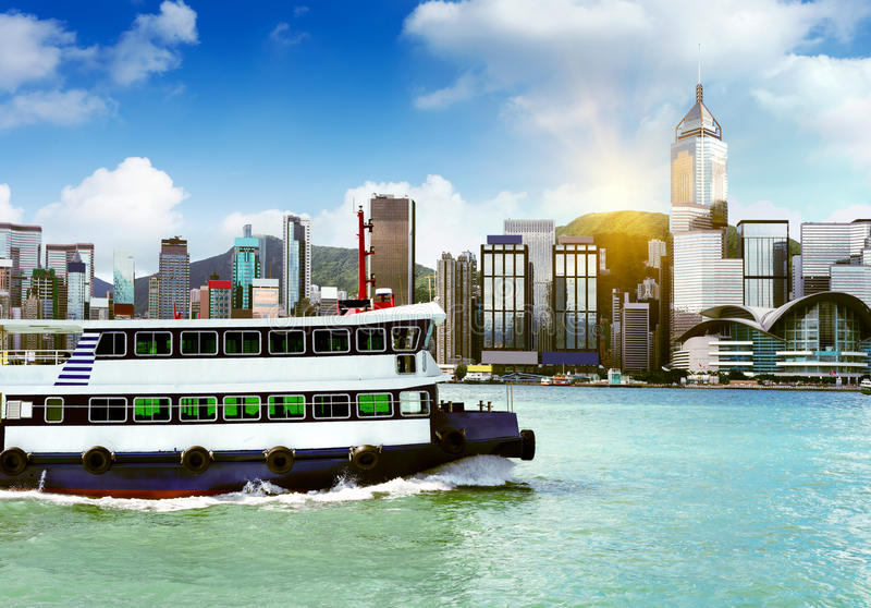 Hong-Kong imagen de archivo libre de regalías