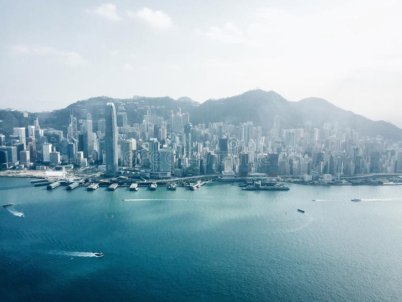 Hong Kong стоковое фото rf