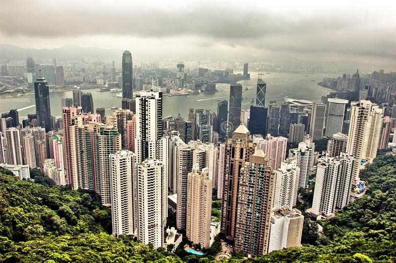 Hong kong stock photos