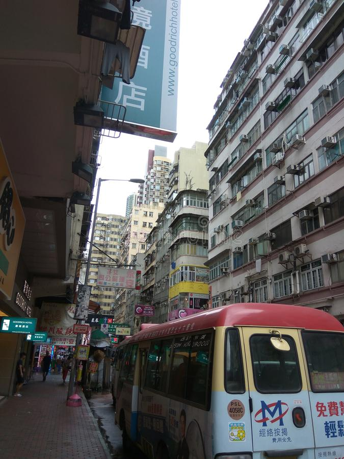 Hong Kong arkivbilder
