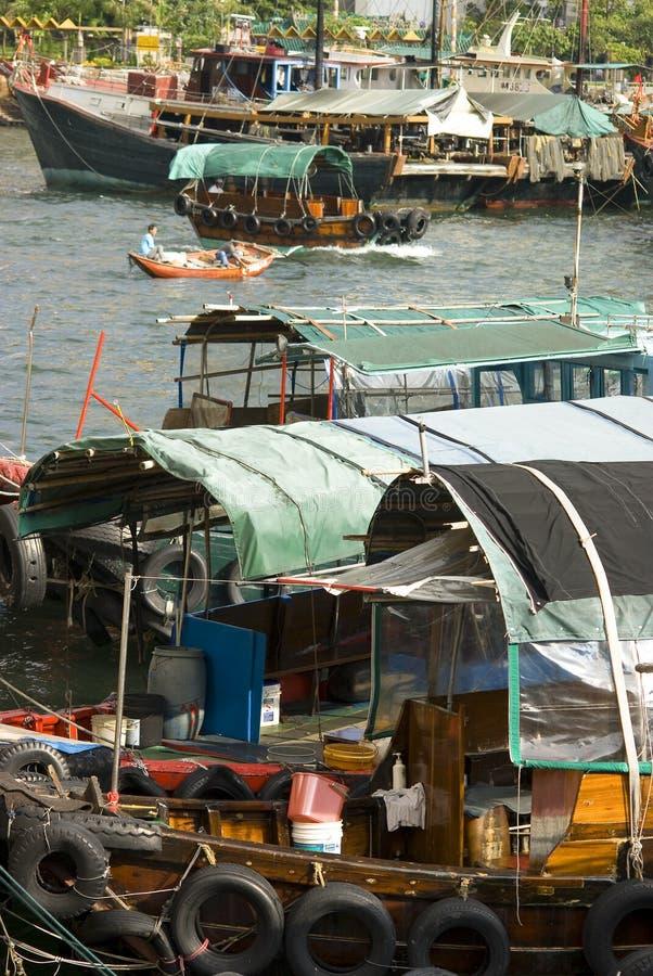 Hong Kong Aberdeen fotos de stock