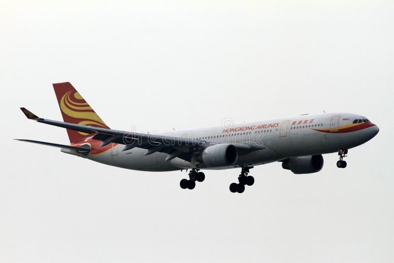 Hong Kong Airlines imagens de stock