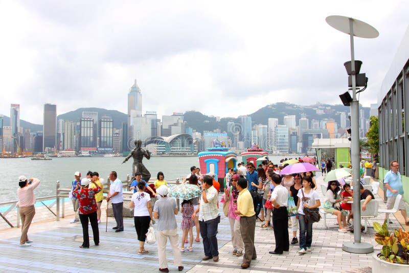 Download Hong Kong : Avenue Of Stars Editorial Photography - Image: 20526957