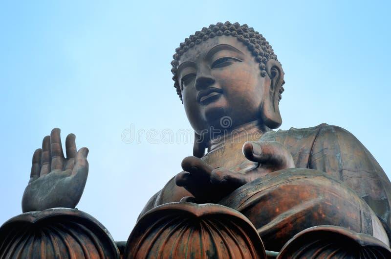 Hong Kong Buddha imagens de stock