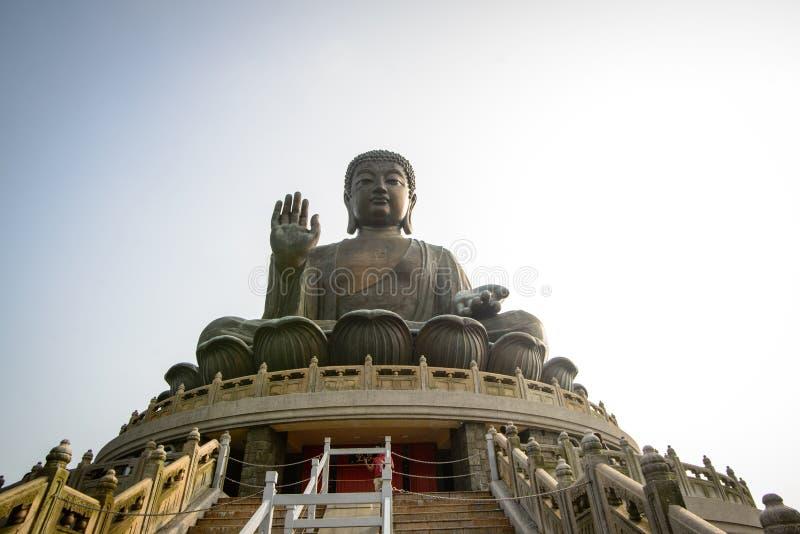 Hong Kong Buddha lizenzfreie stockfotografie