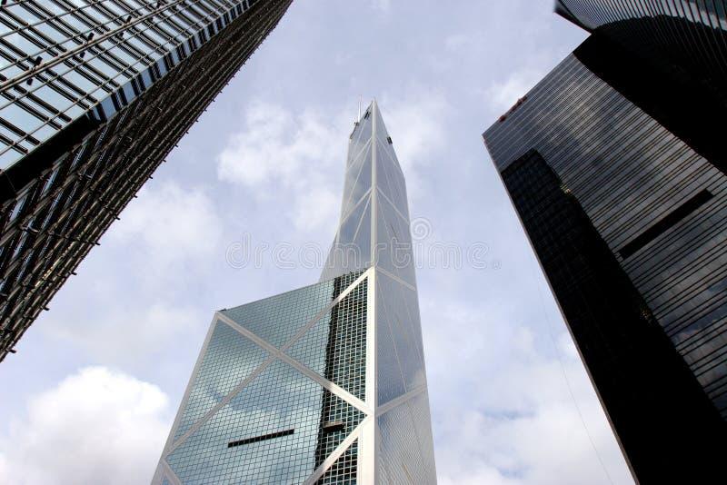 Hong Kong Building stock images