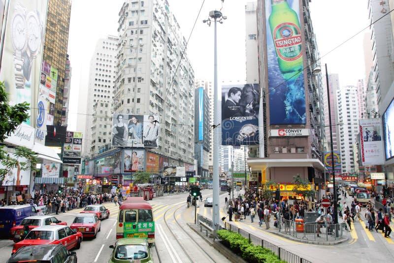hong kong causeway bay editorial image image of glass 27742240. Black Bedroom Furniture Sets. Home Design Ideas