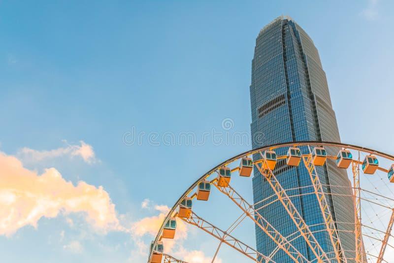 Hong Kong, centrala obraz stock