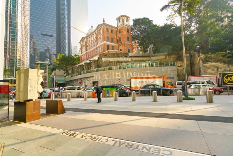 Hong Kong. CHINA - CIRCA JANUARY, 2019:  in the daytime stock photos