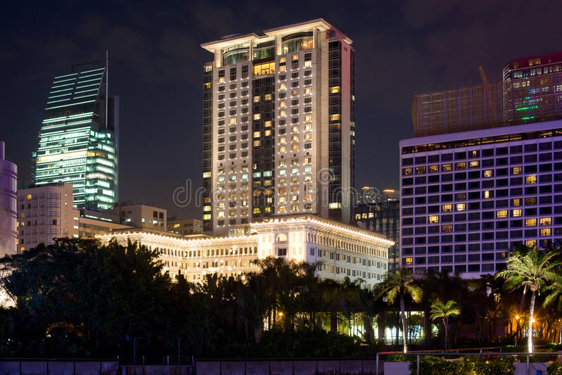 Hong Kong, Chine photographie stock libre de droits