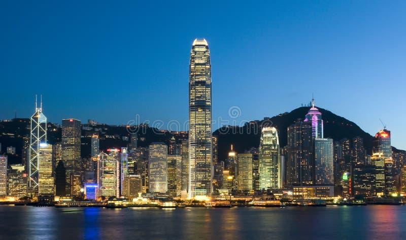 Hong Kong City Editorial Stock Image