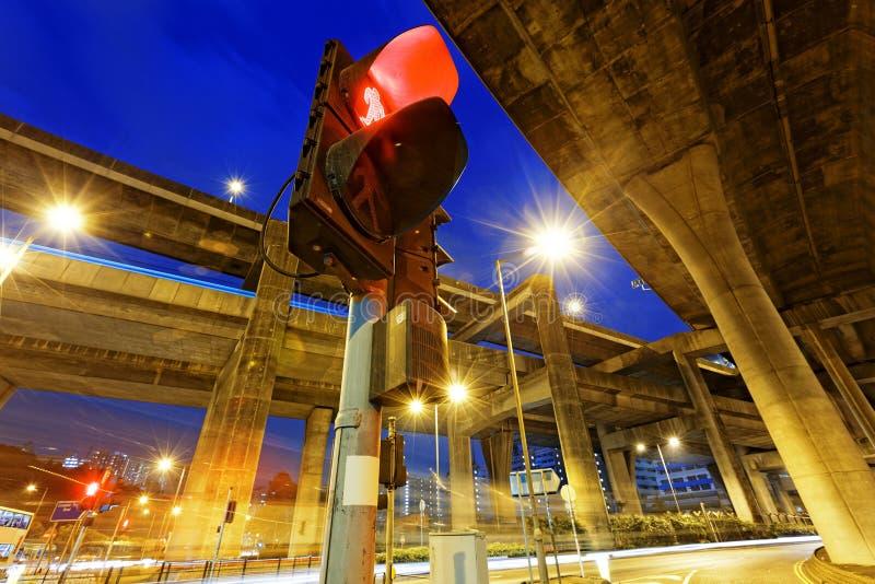 Download Hong Kong City Traffic Night Foto de archivo - Imagen de districto, noche: 44850068