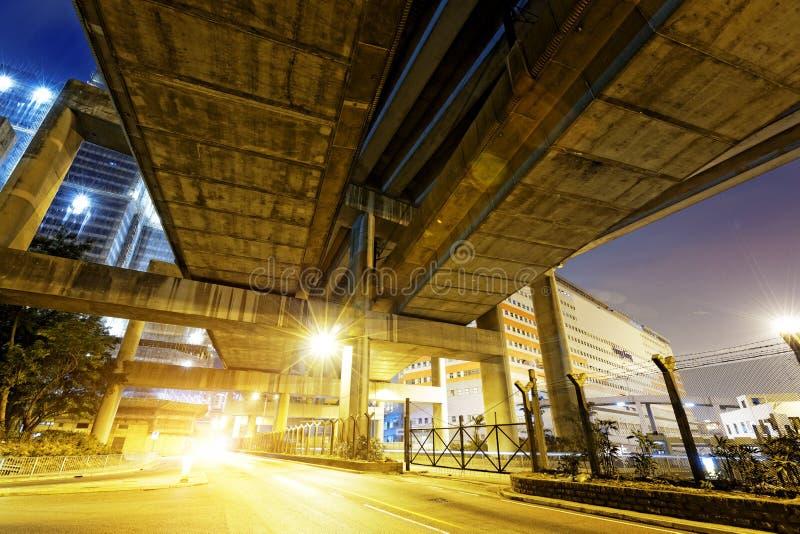Download Hong Kong City Traffic Night Imagen de archivo - Imagen de pekín, central: 44850081