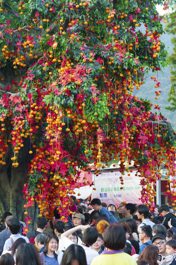 Hong Kong Cityscape stock afbeelding