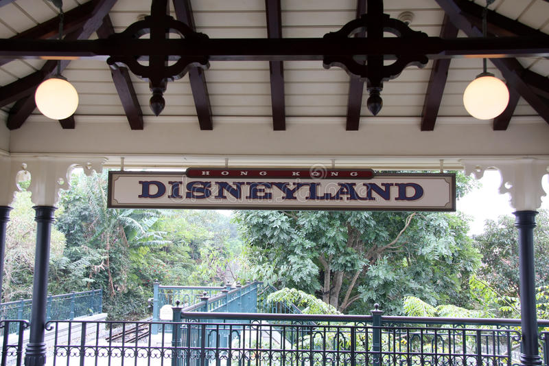 Download Hong Kong Disneyland editorial photo. Image of princes - 17904506