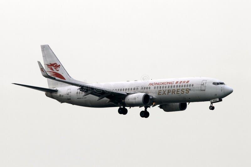 Hong Kong Express Airlines foto de stock