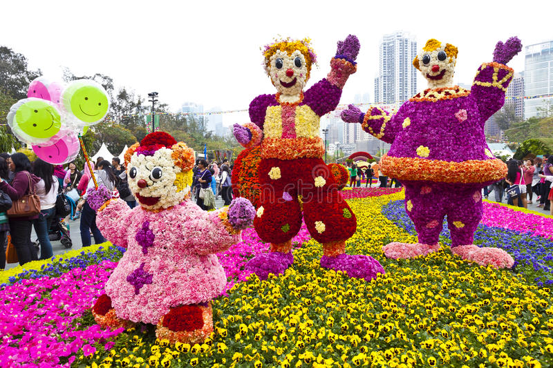 Download Hong Kong flower show 2013 editorial photography. Image of home - 30619362