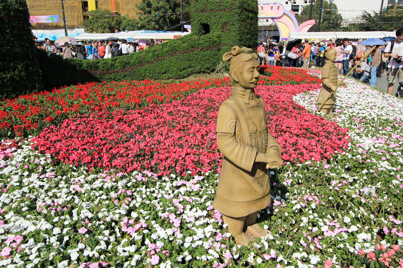 Download Hong Kong Flower Show 2012 editorial photography. Image of background - 35513652