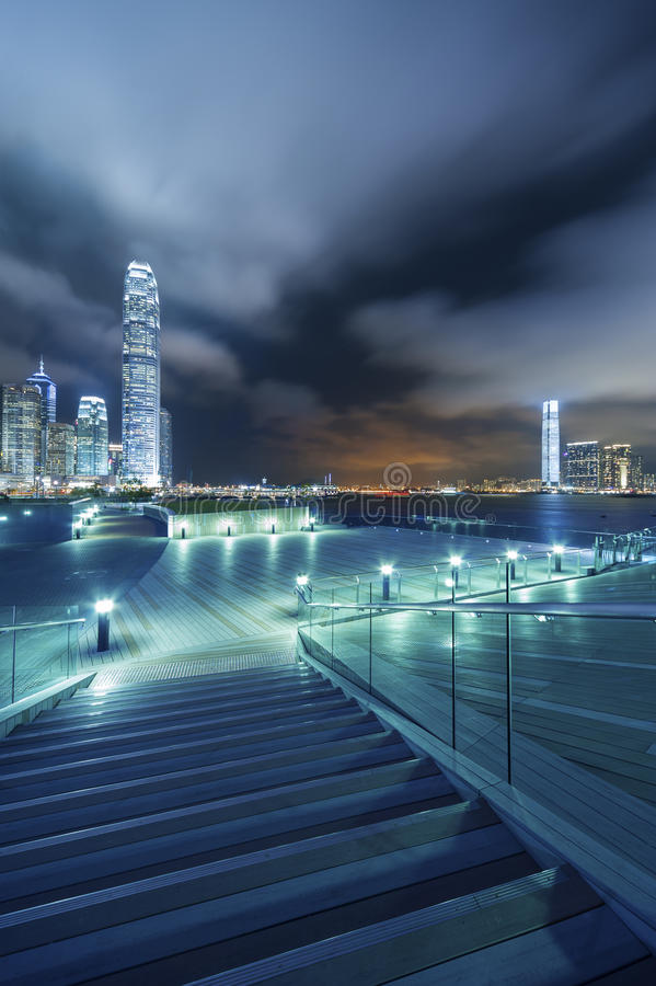 Download Hong Kong stock image. Image of district, downtown, corporation - 39514975