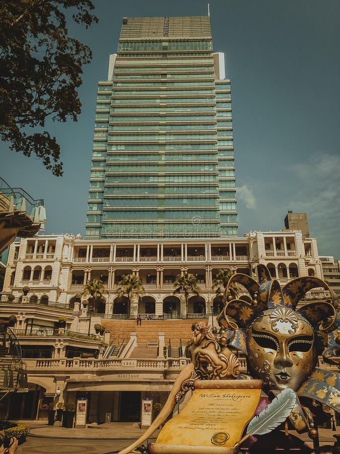 Hong Kong herritage Kowloon zdjęcia stock