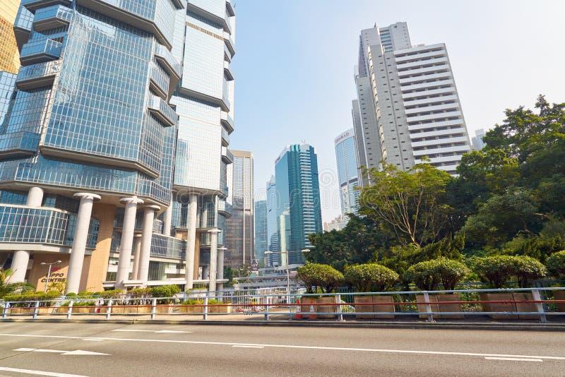 Hong Kong. CHINA - CIRCA JANUARY, 2019:  in the daytime royalty free stock images