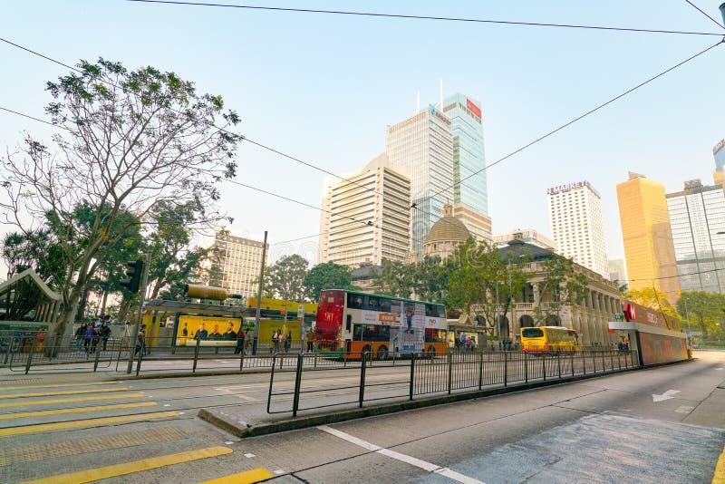 Hong Kong. CHINA - CIRCA JANUARY, 2019:  in the daytime stock photography