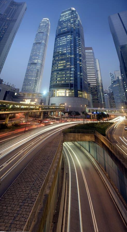 Hong Kong IFC fotografia de stock royalty free