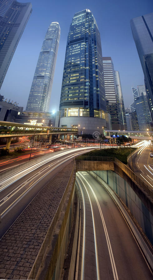 Download Hong Kong IFC stock image. Image of tower, skyscraper - 11921247