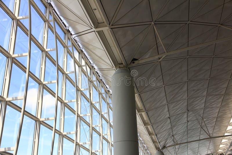 Download Hong Kong International Airport Foto de archivo - Imagen de recorrido, acero: 42429898